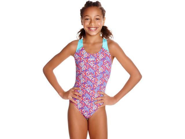 Costumi Da Bagno Per Bambino : Speedo pop science allover costume da bagno bambino colorato su